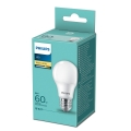 Lampadina LED Philips A60 E27/8W/230V 2700K