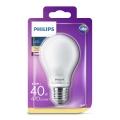 Lampadina LED Philips E27/4,5W/230V 2700K