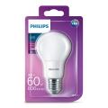 Lampadina LED Philips E27/8W/230V 2700K