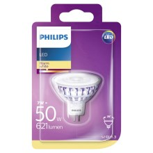 Lampadina LED Philips GU5.3/7W/12V 2700K