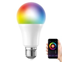 Lampadina LED RGB dimmerabile SMART E27/10W/230V 3000-6500K  Wi-fi Tuya
