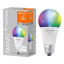 Lampadina LED RGB dimmerabile SMART+ E27/9W/230V 2,700K-6,500K - Ledvance