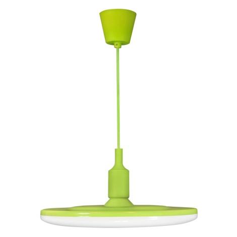 Verde Kiki 230v A Led 15w Lampada Sospensione 1xe27 RS4Ac35jLq