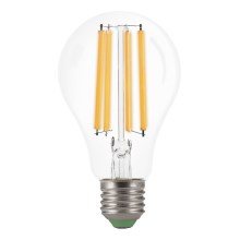 LED Lampadina CLASIC ONE A60 E27/10W/230V 3000K – Brilagi
