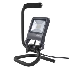 Ledvance - Riflettore LED con supporto S-STAND LED/30W/230V IP65