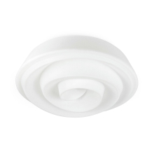 Linea Light 7656 - Plafoniera ROSE 2xE27/46W/230V IP40