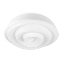 Linea Light 7658 - Plafoniera ROSE 3xE27/46W/230V IP40