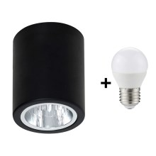 Luce Spot a LED DOWNLIGHT ROUND 1xE27/6W/230V