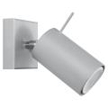 Luce Spot da parete RING 1xGU10/40W/230V