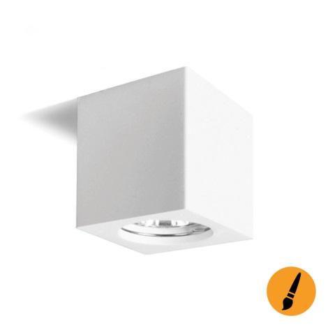 Luce Spot da soffitto GEMMA 1xGU10/35W/230V
