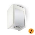 Luce Spot da soffitto LINDO CHROME 1xGU10/25W/230V