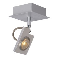 Lucide 16952/03/12 - Faretto LED QUADRI 1xLED/3W/230V