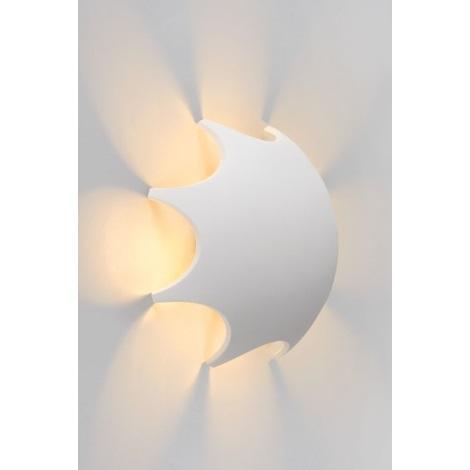 04 Da Esterno 17285 Lucide A Led 1xled 230v 4w Bianco 31Applique Capsul 0ON8XnZwPk