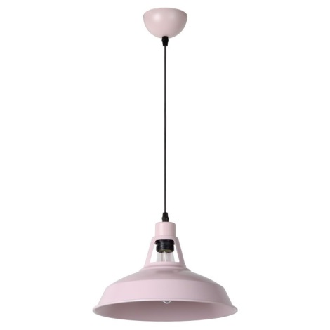 Lucide 43401 66Lampada A 1xe27 31 Brassy 230v bis 60w Rosa Sospensione H9WEeDYb2I