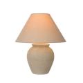 Lucide 47507/81/38 - Lampada da tavolo RAMZI 1xE27/60W/230V
