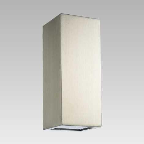 Luxera 1 Esterno 5w 65253Applique Da Block 2xled 230v kwX0O8nP