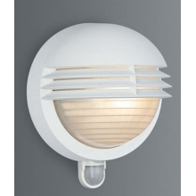 Massive 01300/01/31 - Applique a LED da esterno con sensore BOSTON 1xE27/60W