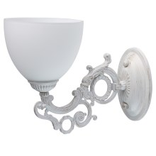 MW-LIGHT - Applique CLASSIC 1xE27/60W/230V bianco