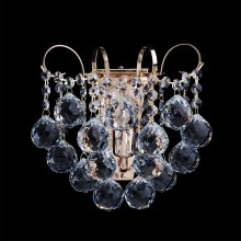 MW-LIGHT - Applique di cristallo CRYSTAL 1xE14/60W/230V