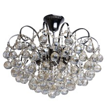 MW-LIGHT - Plafoniera di cristallo CRYSTAL 6xE14/60W/230V