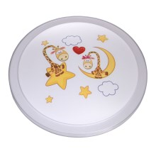 MW-LIGHT - Plafoniera LED per bambini SMILE LED/30W/230V