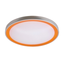 Opple BERTA 350/4000 ORANGE - Plafoniera 1xGR10q/28W/230V