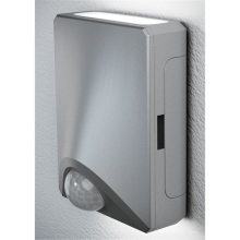 Osram - Applique a LED da esterno con sensore DOORLED LED/1,1W/4xAA IP54