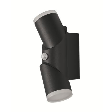 5w 2xled Sensore 12 OsramApplique 230v Esterno Endura Con Da Led A DI92EH