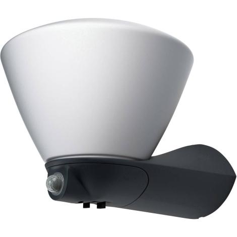 A Esterno Sensore OsramApplique Nero Da 230v Con Endura Ip44 Led Led 7w FKlc1TJ3