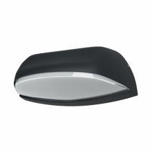 Osram - Applique a LED da esterno ENDURA LED/12W/230V IP44 nero