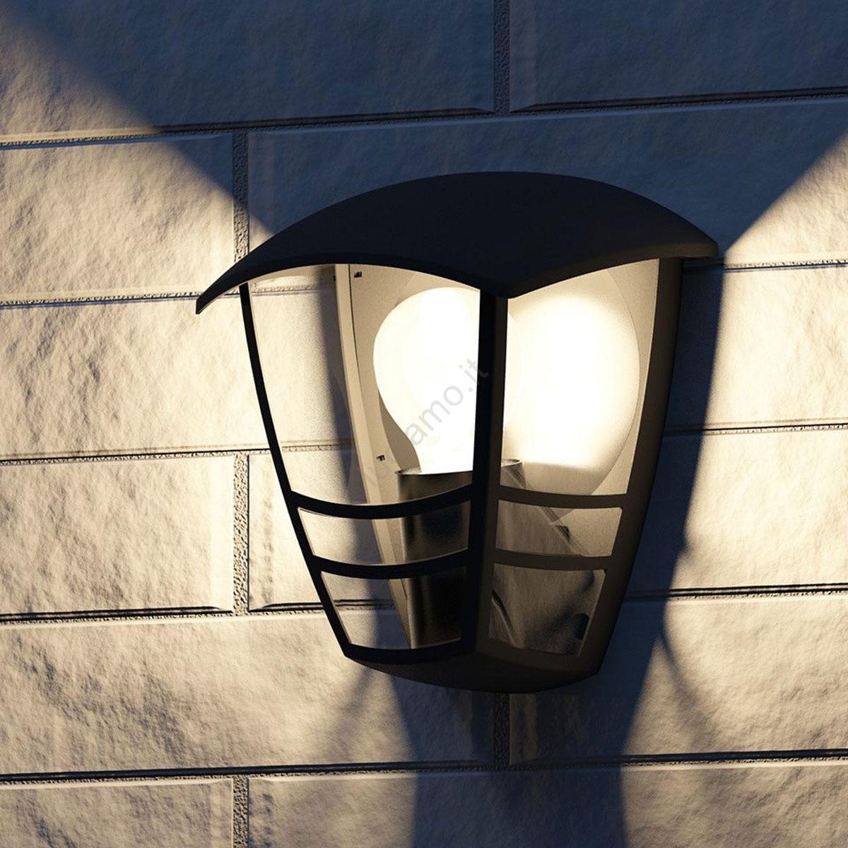 Philips Creek 15381 Lampada da Parete da Esterno 2 Colori