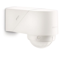 Philips 17266/31/16 - Sensore di movimento da esterno MYGARDEN BLUESKY bianco IP44