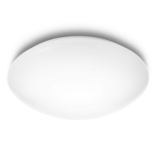 Philips 31802/31/EO - Plafoniera LED MYLIVING SUEDE LED/20W/230V