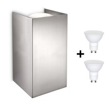 Philips 33012/17/PN - Applique a LED GABARDINE 2xGU10/6W/230V