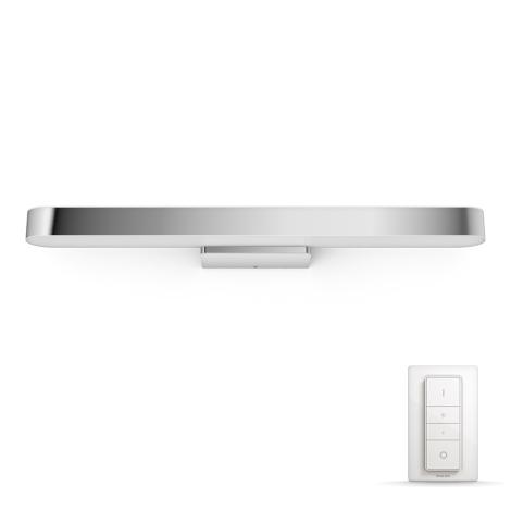 Philips 34351/11/P7 - Illuminazione LED per specchio da bagno HUE ADORE LED/40W/230V
