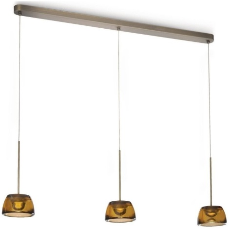 Sospensione A 06 16Lampada Instyle 5w Led 40726 3xled 7 Philips OPZTXiuk