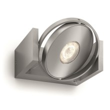 Philips 53150/48/P0 - Luce Spot a LED da parete PARTICON LED/4,5W/230V