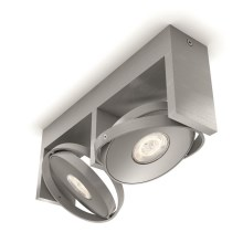Philips 53152/48/P0 - Luce Spot a LED PARTICON 2xLED/4,5W/230V