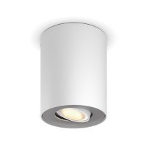 Philips 56330/31/P8 - Luce Spot a LED dimmerabile PILLAR HUE 1xGU10/5,5W/230V