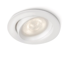 Philips 59031/31/16 - Faretto LED da incasso MYLIVING ELLIPSE LED/4W bianco