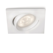 Philips 59081/31/16 - Faretto LED da incasso MYLIVING GALILEO LED/4W bianco