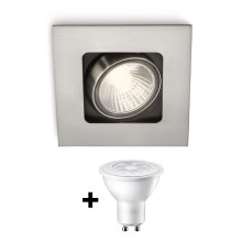 Philips 59300/17/16 - Lampada LED da incasso MYLIVING ACAMAR 1xGU10/6W/230V
