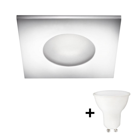 Da 230v 11 Per 1xgu10 Philips Incasso 59910 35w pnLampada Bagni Thermal Led hrBosQdtCx