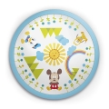 Philips 71760/30/16 - Applique a LED per bambini DISNEY MICKEY TOPO 1xLED/4W