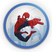 Philips 71760/40/16 - Applique a LED per bambini MARVEL SPIDER-MAN 1xLED/4W
