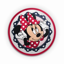 Philips 71761/31/16 - Applique a LED per bambini DISNEY MINNIE TOPO 1xLED/7,5W
