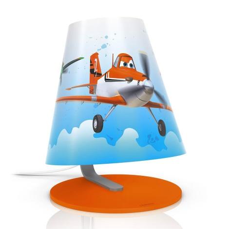 71764 Bambini Philips Disney 4w 1xled Piccola 16Led Da Lampada Tavolo Per 230v 53 Planes K1JTlF3c