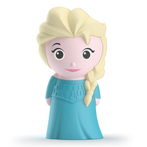 Philips Led Frozen 71768 Elsa Disney 16Piccola Bambini 2xaaa 03 Lampada Per OXN08nwPk