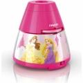 Philips 71769/28/16 - Lampada e proiettore per bambini DISNEY PRINCESS LED/0,1W/3xAA
