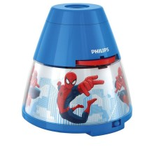 Philips 71769/40/16 - Proiettore LED per bambini MARVEL SPIDER MAN LED/0,1W/3xAA